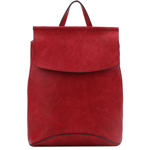 Handbag Republic UNV-0069 fashion backpack red