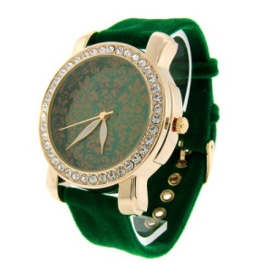 watch 079d 08 velvet damask green 9653