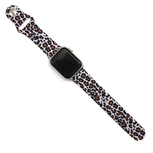 Watch Band 163 08 leopard watch band 42mm 44mm