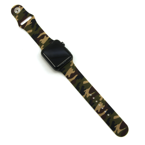 Watch Band 156b 08 42mm 44mm watch band camo