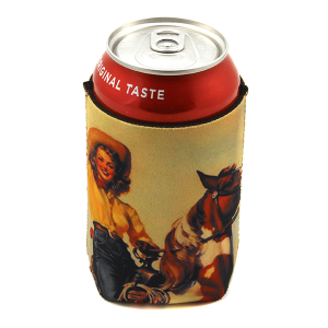 Drink Sleeve 123 12 Tipi western cowgirl