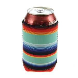 Drink Sleeve 061 12 Tipi serape multi