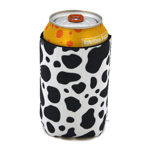 Drink Sleeve 059a 12 Tipi cow spots