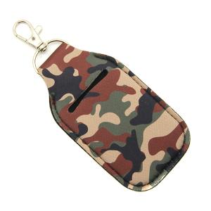 Hand Sanitizer Keychain Pouch 103 camo