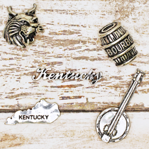 lapel pin 010 12 Tipi Kentucky pin set silver