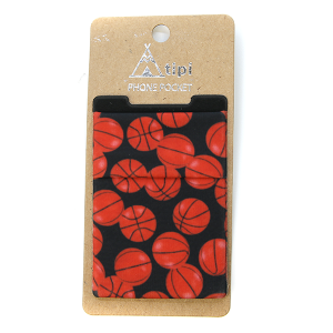 Phone Pocket 013a 12 Tipi basketball
