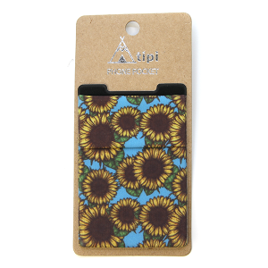 Phone Pocket 004a 12 Tipi sunflower