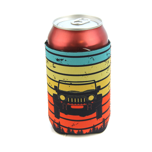 Drink Sleeve 034 12 Tipi jeep multicolor