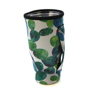 Tumbler Sleeve 024a 12 Tipi Cactus