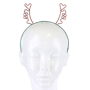 christmas hair 043e 16 hairband antlers multi