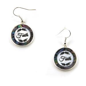 Earring 3447 17 Jolli Molli abalone earrings faith