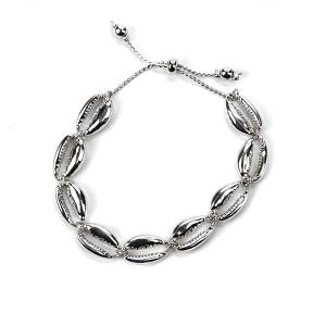 Bracelet 135g 21 Dorothy seashell bracelet silver