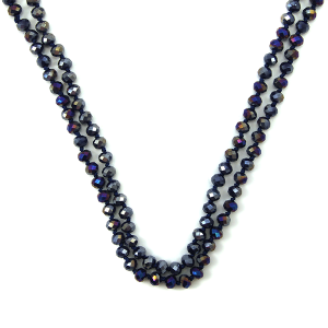 Necklace 1586 22 No. 3 30 60 inch bead necklace bl147