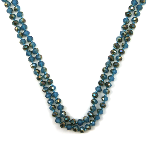 Necklace 1501 22 No. 3 30 60 inch bead necklace bl251ab