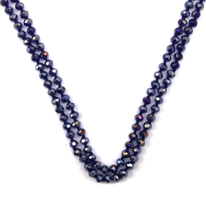 Necklace 1475 22 No. 3 30 60 inch bead necklace bl4ab