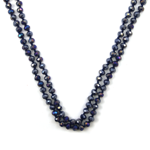 Necklace 1507 22 No. 3 30 60 inch bead necklace bl60ab