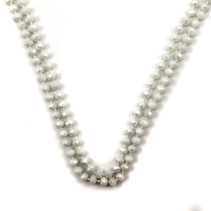 Necklace 1494b 22 No. 3 30 60 inch bead necklace wt57ab