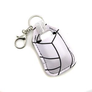 Hand Sanitizer Keychain 085 volleyball