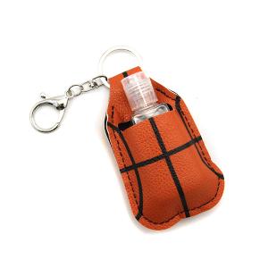 Hand Sanitizer Keychain 081 basketball