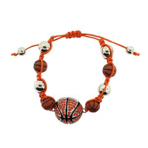 Bracelet 176 32 Volpe drawstring basketball orange