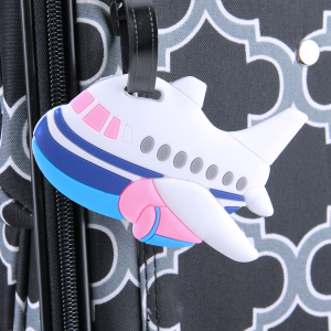 luggage tag 035 34 Airplane