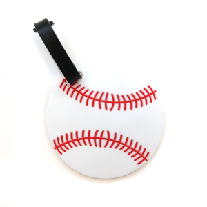 Luggage Tag 086 34 baseball