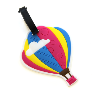 Luggage Tag 067 Hot Air Balloon