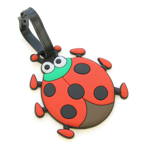Luggage Tag 066 Lady Bug