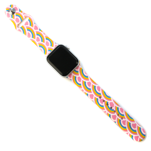 Watch Band 136d 38mm 40mm Watch Band Rainbow