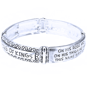 br 183 40 Icon Collection Revelation 19:16 silver