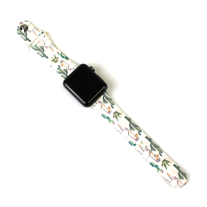 Watch Band 178b 08 42mm 44mm watch band llama cactus