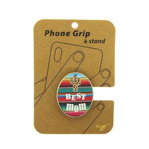 Phone Grip 009e 47 Oori serape best mom