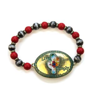 Bracelet 550a 47 Oori cactus bracelet live simply gold