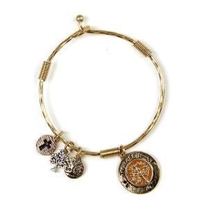 Bracelet 021a 47 Oori charm bracelet tree of life
