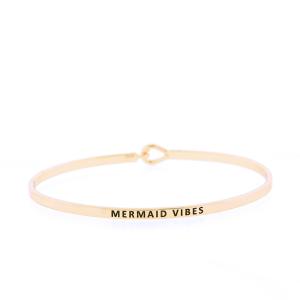 Bracelet 408s 54 Fresh & Co mermaid vibes gold