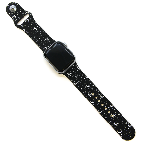 Watch Band 102b 38mm 40mm star moon