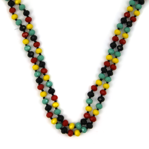 Necklace 083b 67 Bach 30 60 inch bead necklace MT9