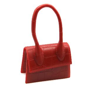 Caleesa mini croc design bag 7143 red