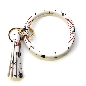 Keychain 091e 78 WISH America USA Keychain Wrist