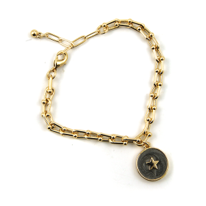 Bracelet 189d 78 A Project chain bracelet star gray