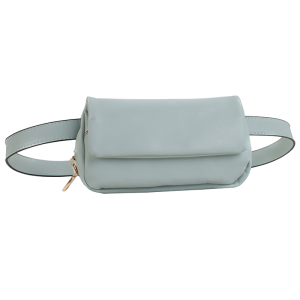 Isabelle 87673 fashion fanny pack light green