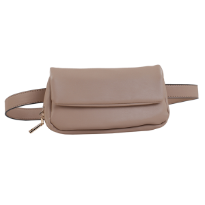 Isabelle 87673 fashion fanny pack taupe