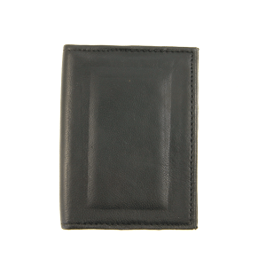Simple velcro card holder 1169 black