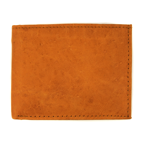 Simple bifold wallet A97 tan