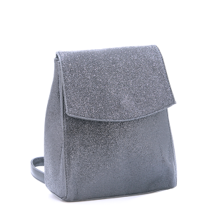 Glitter Mini Bag Black
