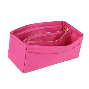 Handbag Republic AC-0006L purse organizer insert large fuchsia
