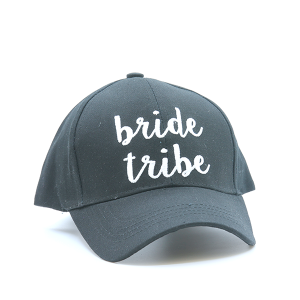 CC Cap 209 bride tribe black