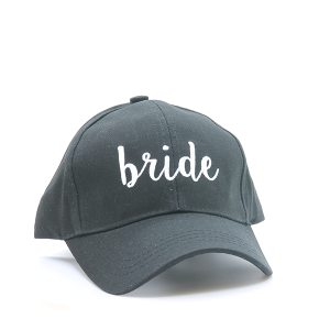 CC Cap 206 bride black