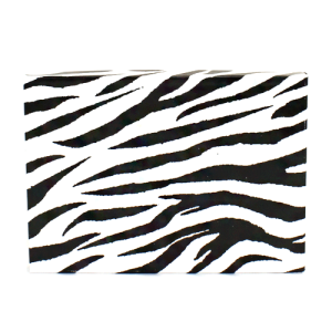 display gift box BX2875 7inch 100pc zebra