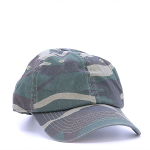 Cap 006p Green Camo Hat